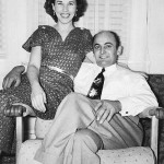Emil and Lil Lasica in the early 1950s.