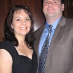 Debra & Ray Gelok on November 4, 2006.