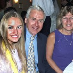Greg and Carol Maciag with daughter Michelle.