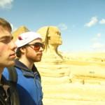 Dan Zimmermann, Joe Donato and Sphinx, June 2009.