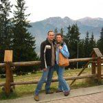 Szymon Sochacki and Ewelina Wilk.
