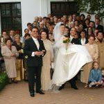 Szymon Sochacki's wedding on Oct. 14, 2006.