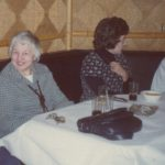Lil Sporn Lasica, Gladys Sporn DeVries, Tory Lasica Stagg and Kathy Lasica around 1960.