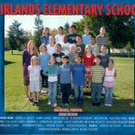 Bobby Lasica, top row second from right, in his third grade class photo at Fairlands Elementary.