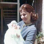Gertrude Schepper and daughter Robin.