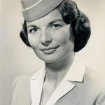 Gertrude Schepper, pictured perhaps around 1960.